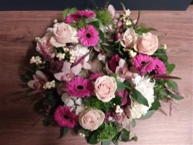 Large Circular Floral Tribute